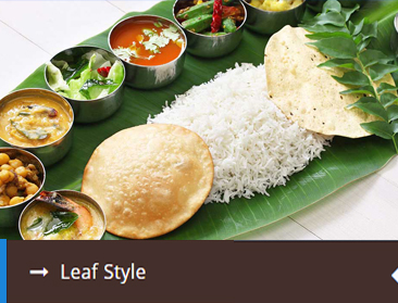 Banana Leaf Catering Services Coimbatore